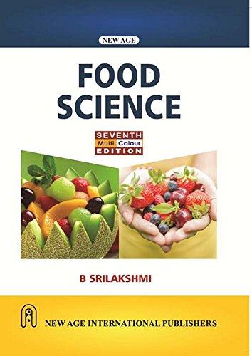 Food Science (Multi Colour Edition)