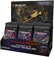 Bundle of 1 Adventures in The Forgotten Realms MTG Collector Booster Box