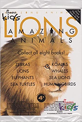 Chick-fil-A Amazing Animals: Lions Paperback – 2013