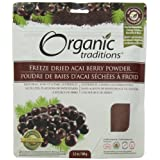 Organic Traditions Acai Berry Powder 100 g (order 6 for trade outer)