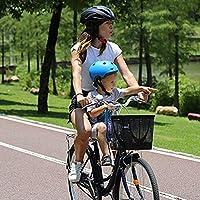 GODLOVEYOU Asiento Infantil para Bicicleta Delantero portátil ...