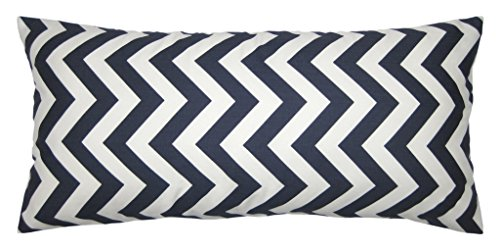 JinStyles Chevron Striped Cotton Decorative product image