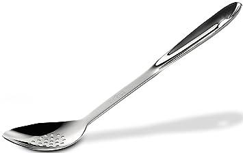 Amazon.com: All-clad T101 acero inoxidable cuchara ranurada ...