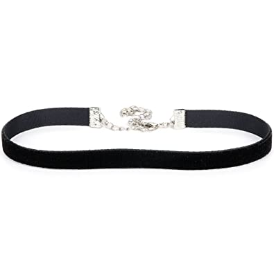 5a8b330043a Amazon.com  Twilight s Fancy Velvet Choker Necklace