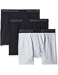 Men's Breathable Boxer Brief Multipack