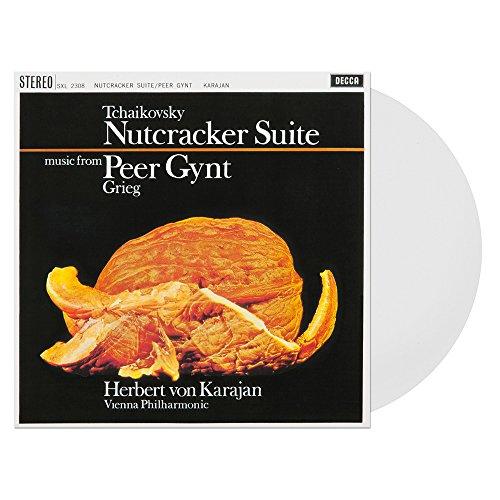 - Tchaikovsky: Nutcracker Suite; Grieg: Peer Gynt White Vinyl
