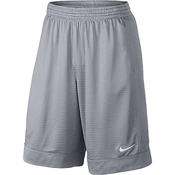 Nike Men's Fastbreak Shorts, Wolf Greywolf Greywolf Greywhite, X-large 0