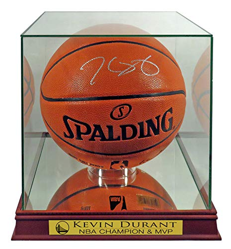 Kevin Durant Autographed Basketball - GS Warriors Kevin Durant Autographed Basketball w/