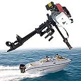 SICAN 4HP Boat Engine Heavy Duty 4 Stroke Outboard