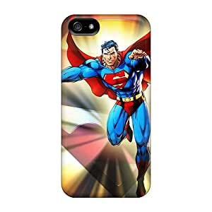 First-class Cases Covers For Iphone 5/5s Dual Protection Covers Superman I4