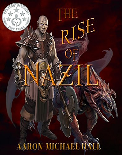 Book cover image for The Rise of Nazil: Secret of the Seven