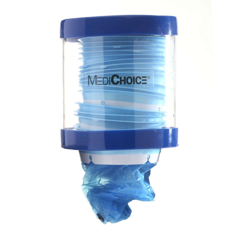 MediChoice Emesis Bag Dispenser, Polyethylene, 1314PP4200D (1 Each)