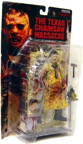 McFarlane - Movie Maniacs 1 - The Texas Chainsaw Massacre - Leatherface ultra action figure w/custom accessories (13+)