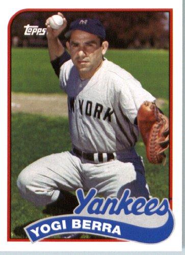 Yogi Berra Card (2014 Topps Archives Baseball Card # 175 Yogi Berra - New York Yankees)