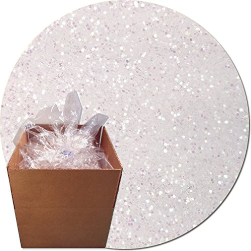 Glitter My World! Craft Glitter: 25lb Box: Disco Iridescent by Glitter My World!