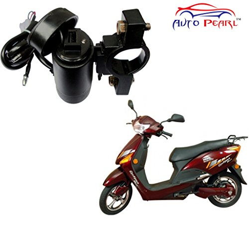 Autopearl Bike USB Mobile Charger forElectric Cruz