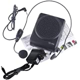 Docooler Mini 8 Multi Voice Changer Microphone Megaphone Loudspeaker