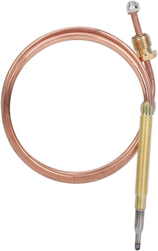 Thermocouple universel pour cuisini/ère /à gaz adaptateurs pour kit de remplacement de foyer