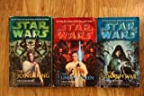 STAR WARS THE DARK NEST TRILOGY 3 BOOK SET; The Joiner King, The Unseen Queen and the Swarm War