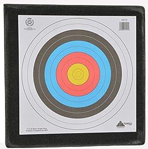 Bogenscheibe, Zielscheibe Bogen, Langbogen, Recurvebogen, Scheibenblock BT-50