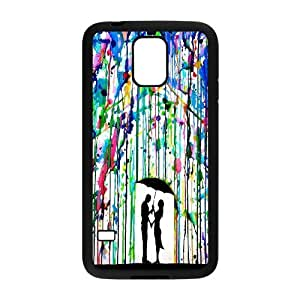 Color your life New Printed Case for SamSung Galaxy S5 I9600, Unique Design Color your life Case