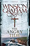Front cover for the book The Angry Tide by Winston Graham