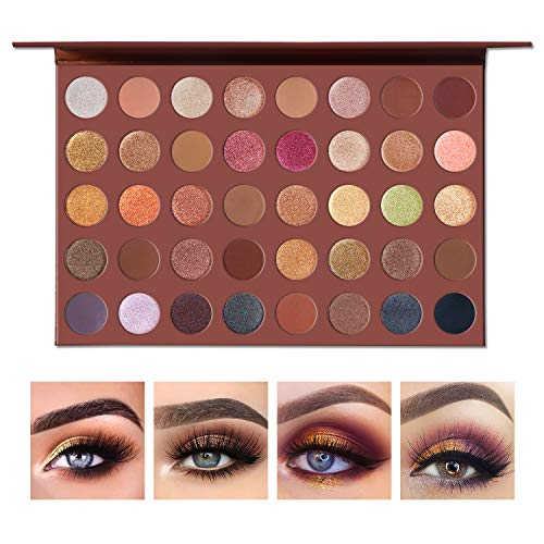 UCANBE Eyeshadow Pigmented Metallic Blendable product image