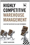 img - for Highly Competitive Warehouse Management Paperback January 17, 2012 book / textbook / text book