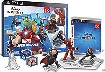 Disney INFINITY: Marvel Super Heroes (2.0 Edition) Video Game Starter Pack - PlayStation 3