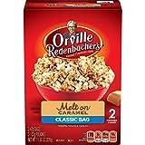 microwave caramel corn - Orville Redenbacher's Popcorn, Melt-On Caramel, Classic Bag, 2-Count (Pack of 12)