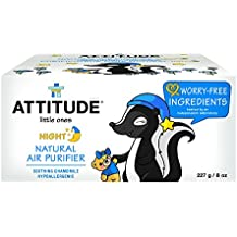 Attitude Natural Air Purifier - Night Time, Soothing Chamomile, 8 Ounce