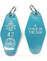 The Sands Hotel Inspired Key Tag
