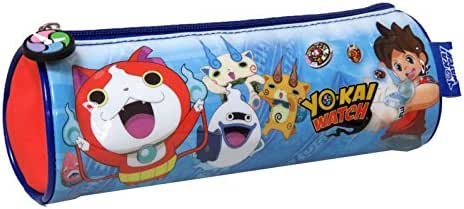 Yo-kai Watch- 0 Estuche portatodo cilíndrico, 0 (CYP Imports PT-05-YK): Amazon.es: Juguetes y juegos