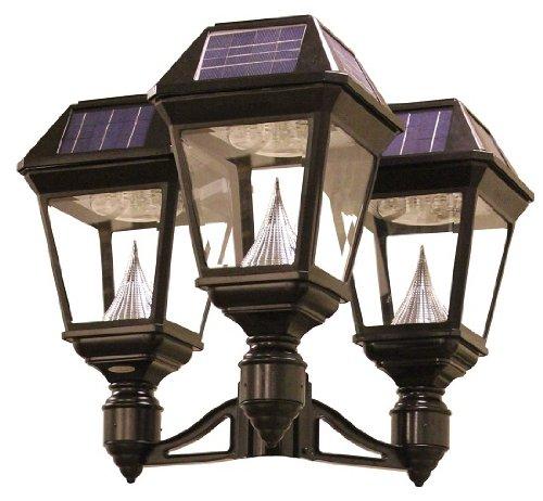 Triple Lantern Solar Light in Florida - 8