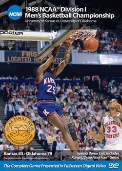 1988 Kansas Jayhawks National Championship vs. Oklahoma