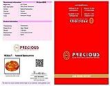 1.90 ct PGTL Certified Oval Shape (10 x 7 mm) Fanta Orange Color Spessartine Garnet Natural Loose Gemstone