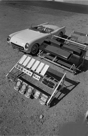 Photo 1953 Corvette Sports Car Image - Corvette Pictures 1953