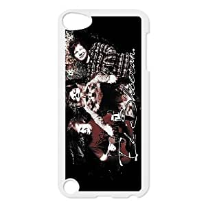 FOR Ipod Touch 5 -(DXJ PHONE CASE)-Ed Sheeran Singer-PATTERN 8