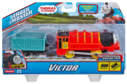 Thomas & Friends Fisher-Price TrackMaster, Motorized Victor Engine by Thomas & Friends (Image #4)