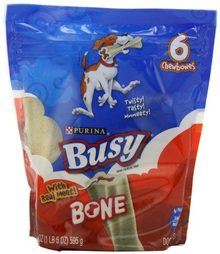 Purina Busy Bone Small Medium Pouch, 21-Ounce, My Pet Supplies