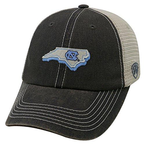North Heels Tar Champion Carolina - North Carolina Tar Heels Official NCAA Adjustable United Hat Cap by Top of the World 739403