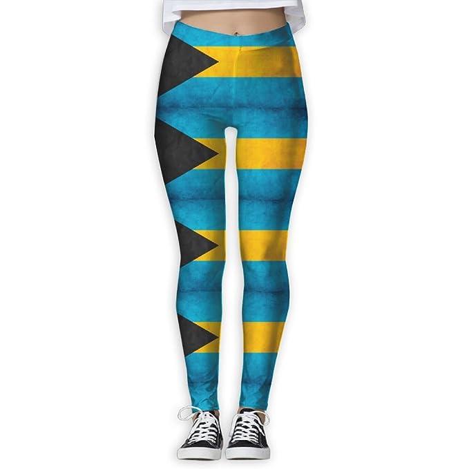 Amazon.com: BNSOE - Pantalones de yoga para mujer, diseño de ...