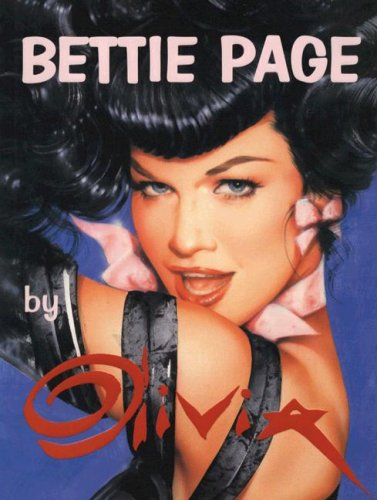 Bettie Page by Olivia ()
