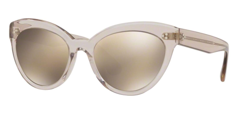 75459920e8 Amazon.com  Authentic Oliver Peoples OV 5355 SU ROELLA 14676G DUNE  Sunglasses  Clothing