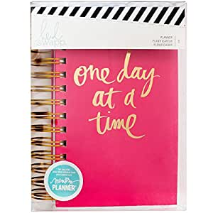 American Crafts 313355 Heidi Swapp Memory Planner Personal One Day