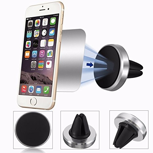 (Mobile Phones & Accessories - Universal Car ic Air Vent Mount Mobile Phone Air Ven Holder For Mobile Phone - Cell Phone Mount Holder Vent ic - Car - 1PCs)
