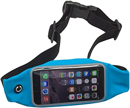 Running Belt Exercise Fanny Pack For iPhone 6//6s 6Plus 10