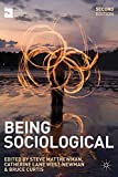 img - for Being Sociological book / textbook / text book