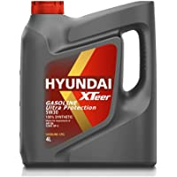 Óleo para Motor Hyundai XTeer 5w30 Ultra Protection 100% Sintético 4 litros - Original Hyundai