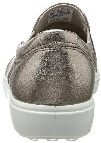 Grey 7 Ladies Warm Donna Soft Infilare Sneaker ECCO 0qPF7ZwCn